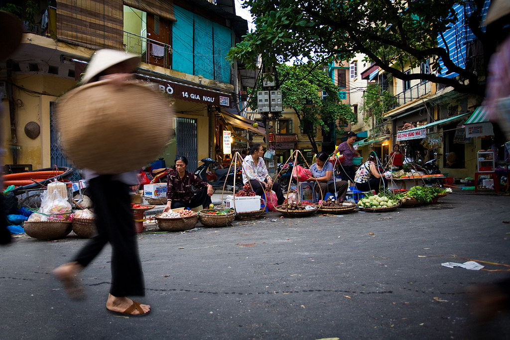French Quarter | Hanoi | Flickr Jack Seeds- Roteiro de 1 dia em Hanoi