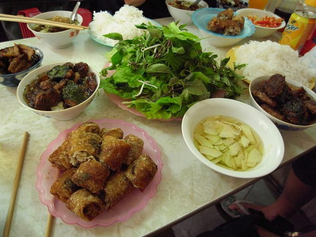 Bun Cha | Hanoi | 34- Roteiro de 1 dia em Hanoi