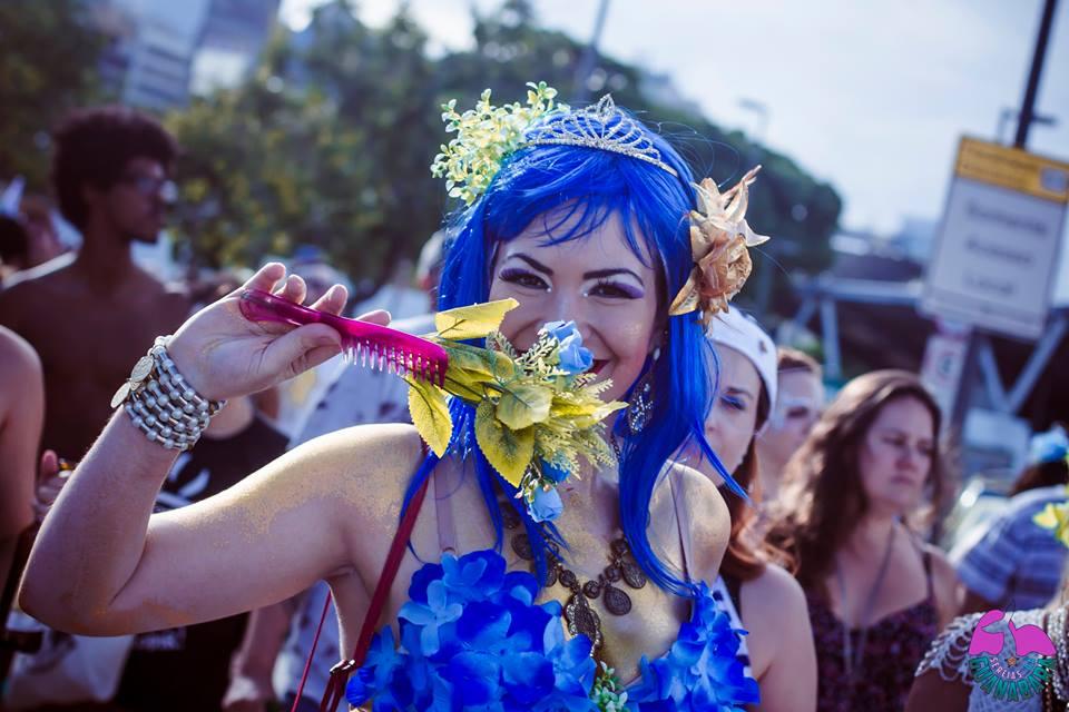 O Sereias da Guanabara estreou no Carnaval este ano. Foto: reprodução