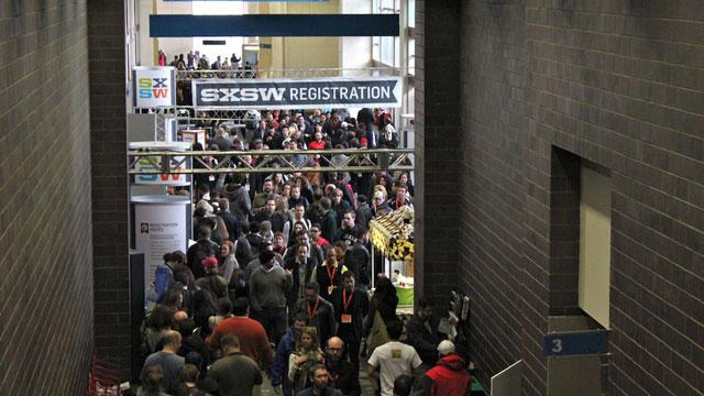 SXSW Registration | SXSW Divulgação