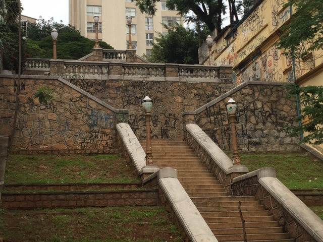escadaria