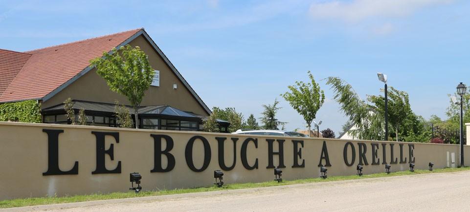 O verdadeiro ganhador da estrela Michelin, Le Bouche à Oreille em Boutervilliers. - foto: Divulgação