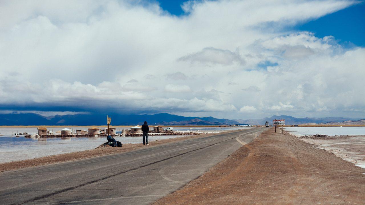 Estrada, Salinas Grandes, Argentina