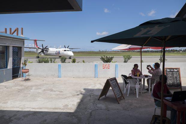 Aeroporto de Inhambane, Moçambique - foto: André Klotz