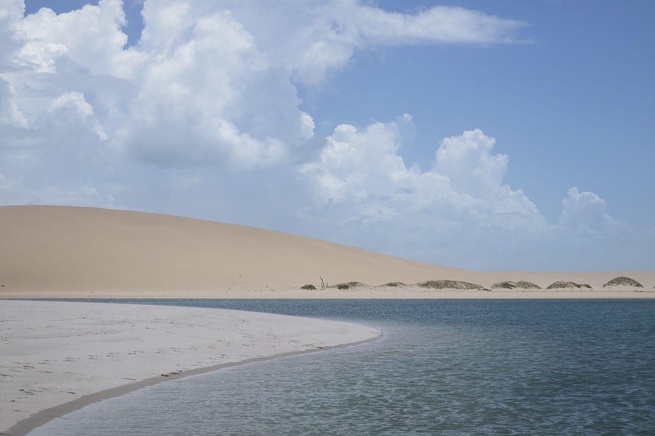 Praia na Ilha de Benguerra - foto: André Klotz
