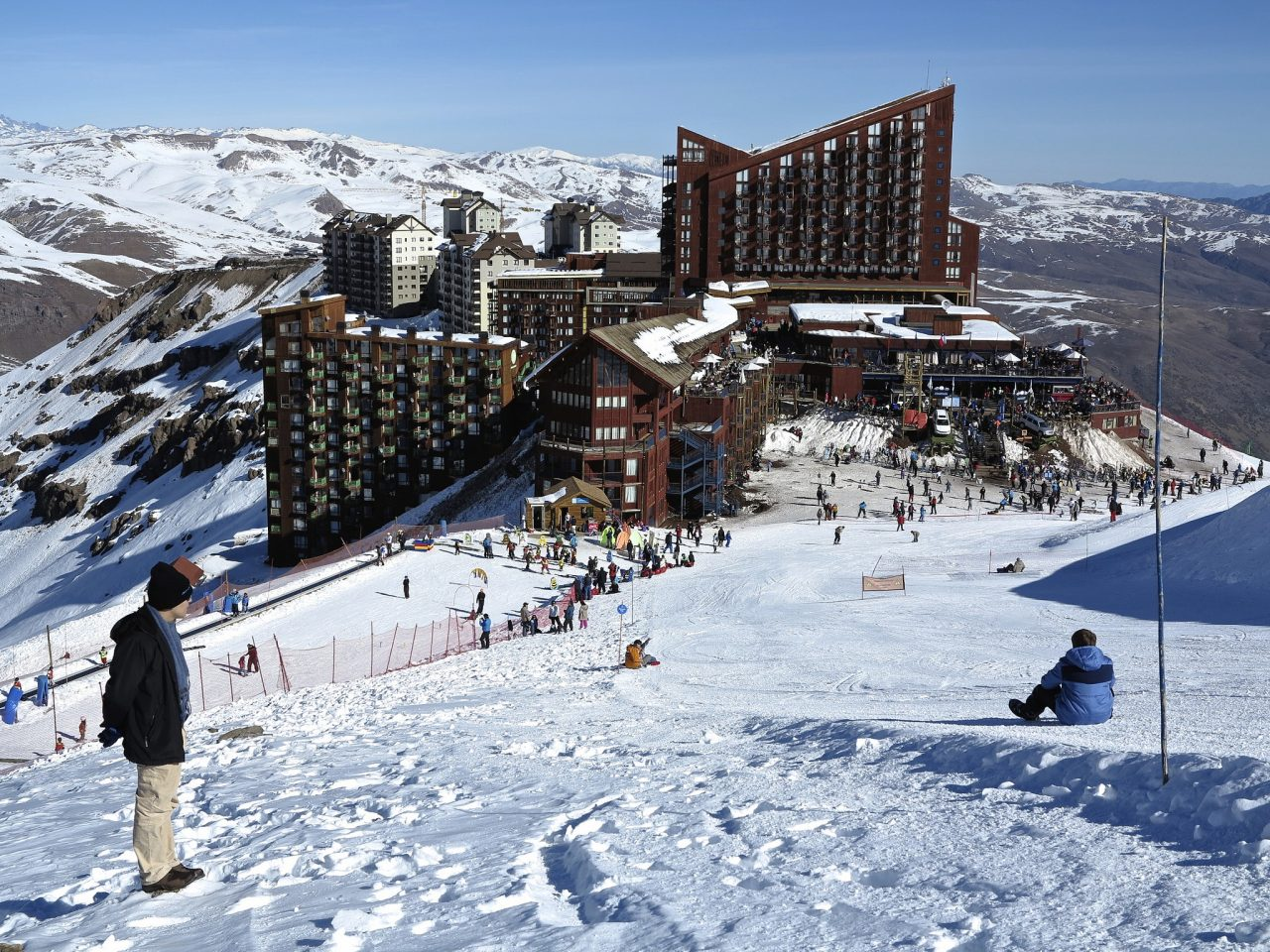 Vista do Valle Nevado - foto: Flickr - @armandolobos