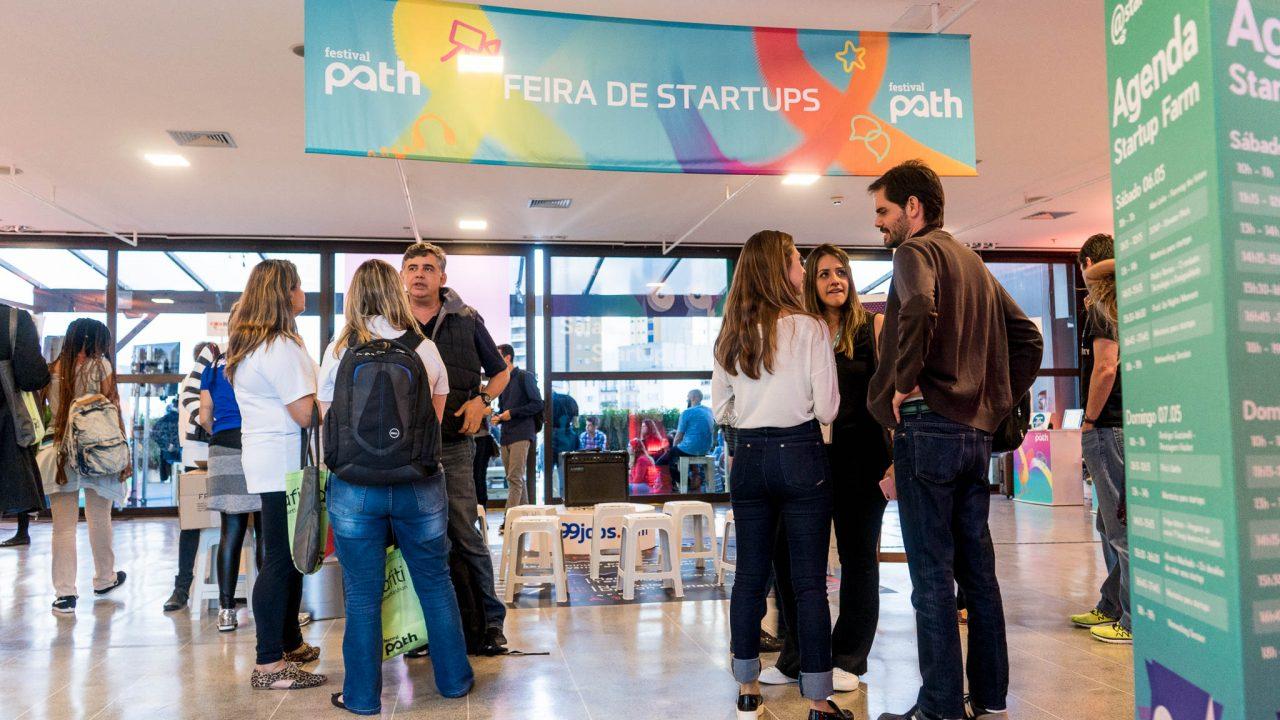 Feira de Startups | Foto Ola Persson