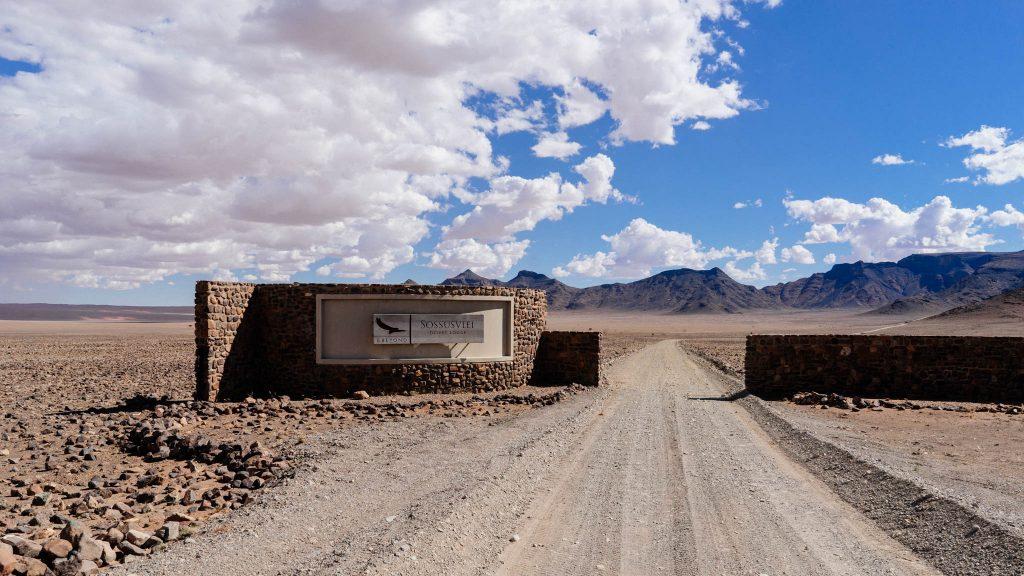 Sossusvlei Desert Lodge. Foto: Ola Persson