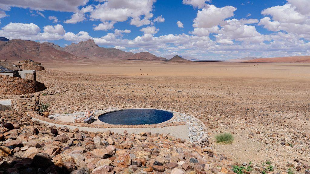 Sossusvlei Lodge Desert. Foto: Ola Persson