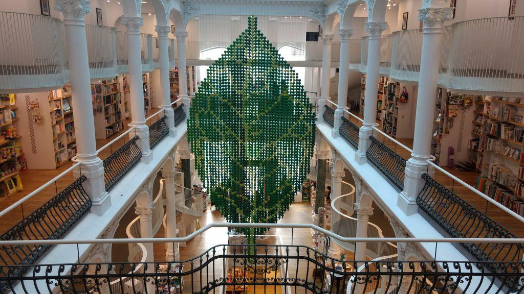 Livraria Carusel. Foto: Dani Valentin