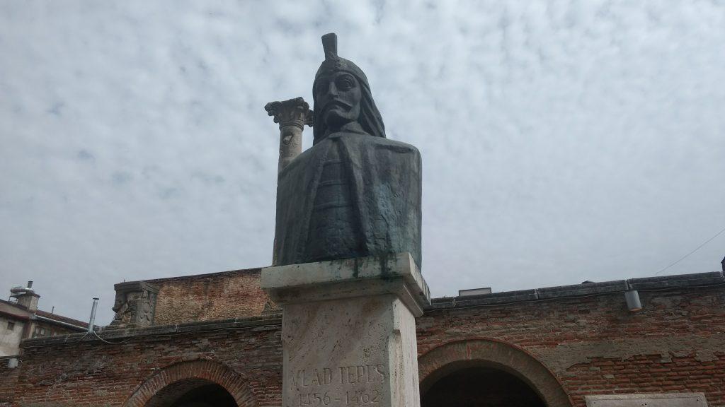 Vlad, o Empalador. Foto: Dani Valentin