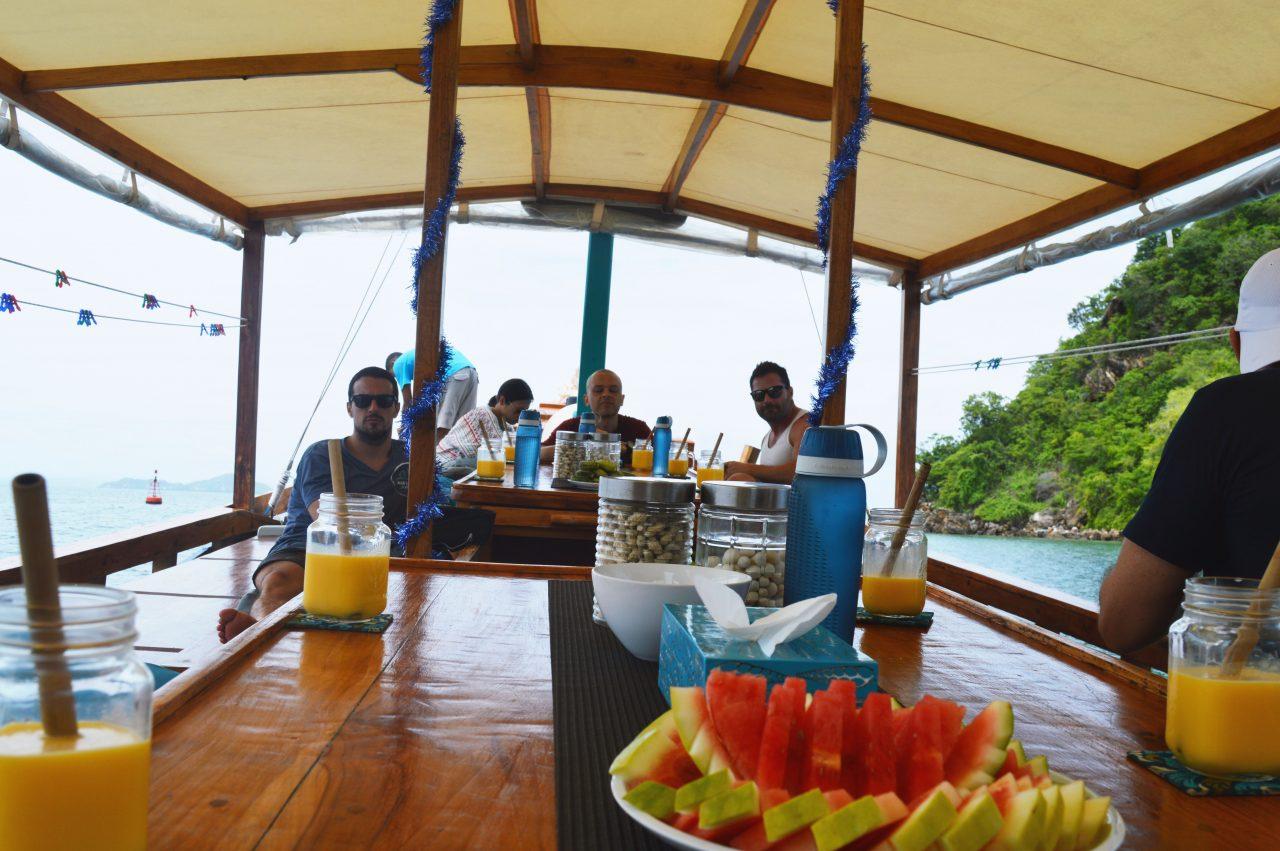Café da manhã no Amália. Foto: Vanessa Mathias