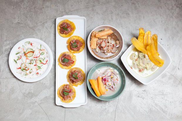 Suri Ceviche Bar. Foto: divulgação