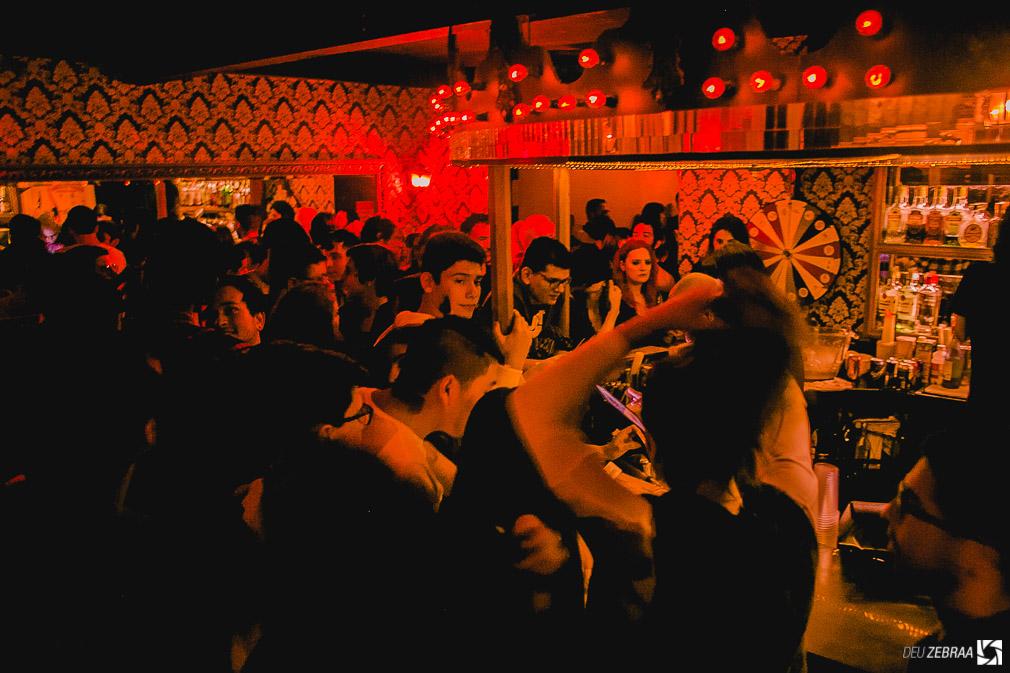 O inferninho da Funhouse - foto: divulgação