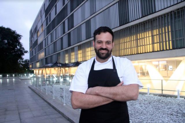 Chef Marcelo Correa - Foto: Denise Andrade