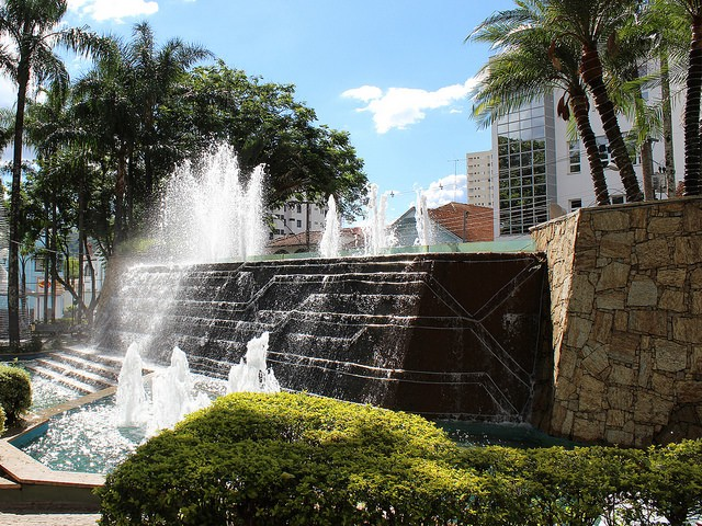 Praça Santa Rita. Foto Inovação SRS