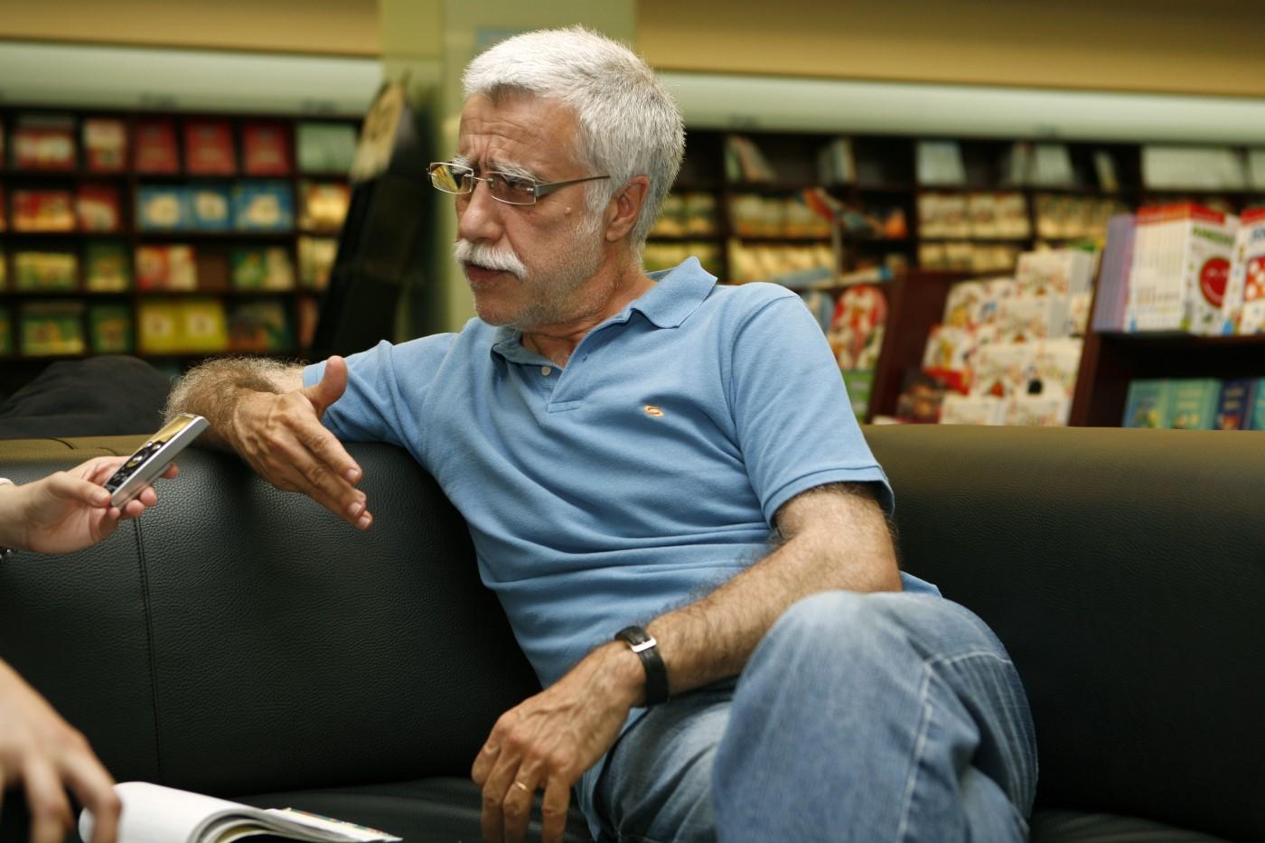José Pacheco. Foto: Educare.pt