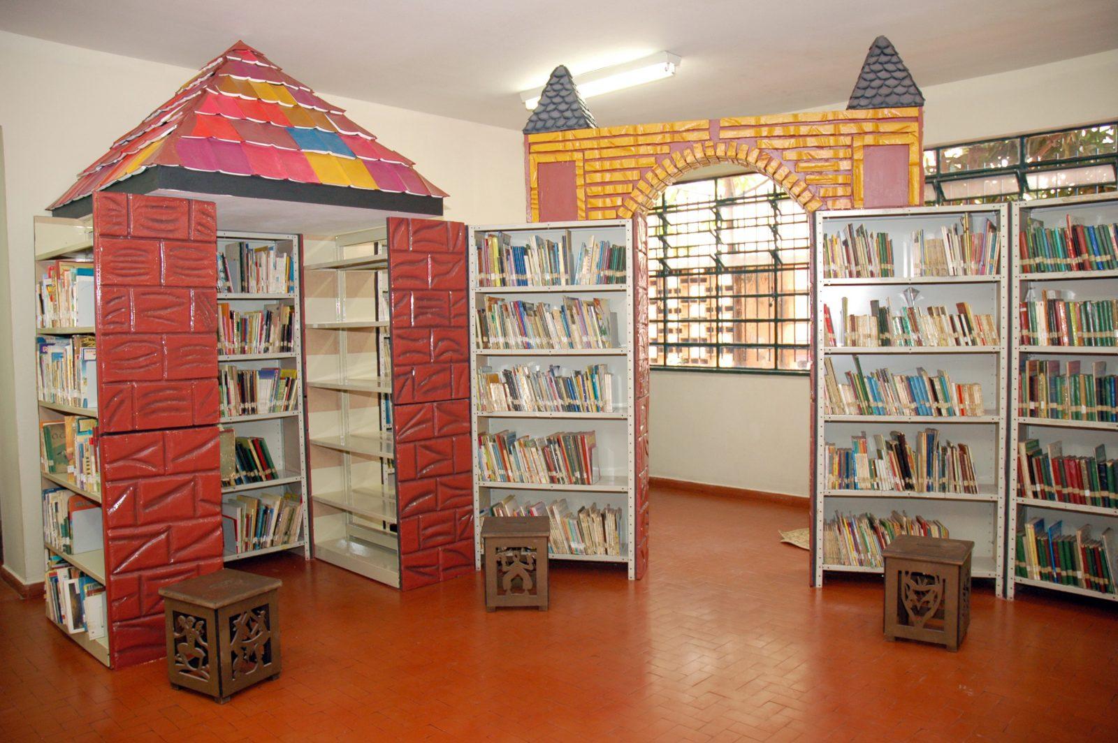 aparelhos culturais, são paulo, biblioteca hans christian andersen
