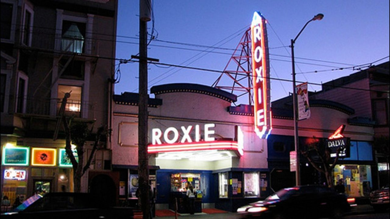 Roxie Theater - Mission - San Francisco