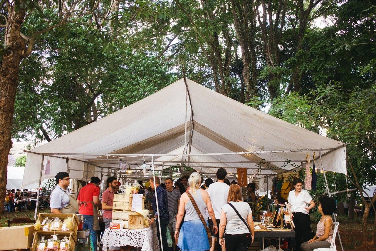 feiras de Natal em São Paulo, Jardim Secreto Fair