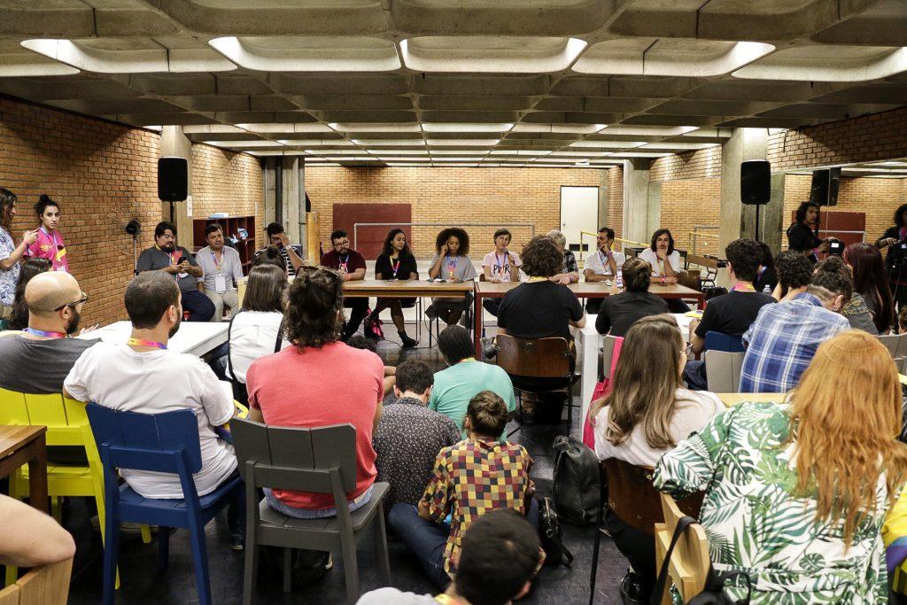 SIM - Encontro dos Festivais Independentes 2017 - Foto: Thais Bergamo