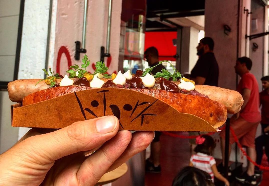 hot pork, rueda, cachorro quente, hot dog, república