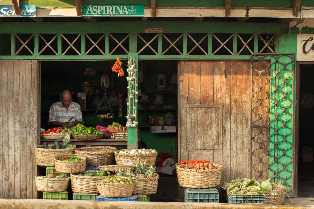 Dia-a-dia em La Rosita, Nicaragua. Foto: Adam Cohn / flickr.com