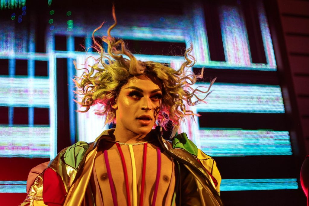 Pabllo Vittar faz participação especial em show no Anhangabaú. Foto by Vanessa Carvalho