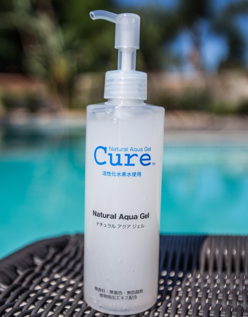 Natural Aqua Gel Cure