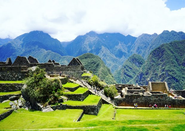 Machu Picchu. Foto: Lalai Persson