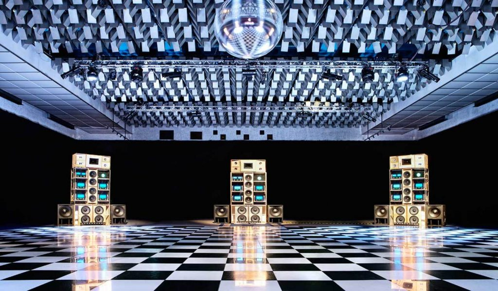 Despacio - projeto de James Murphy & 2 Many DJs - no Sónar. Foto: divulgação