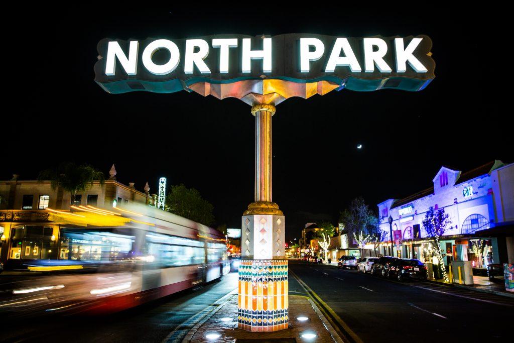 North Park, um dos bairros mais legais de San Diego.