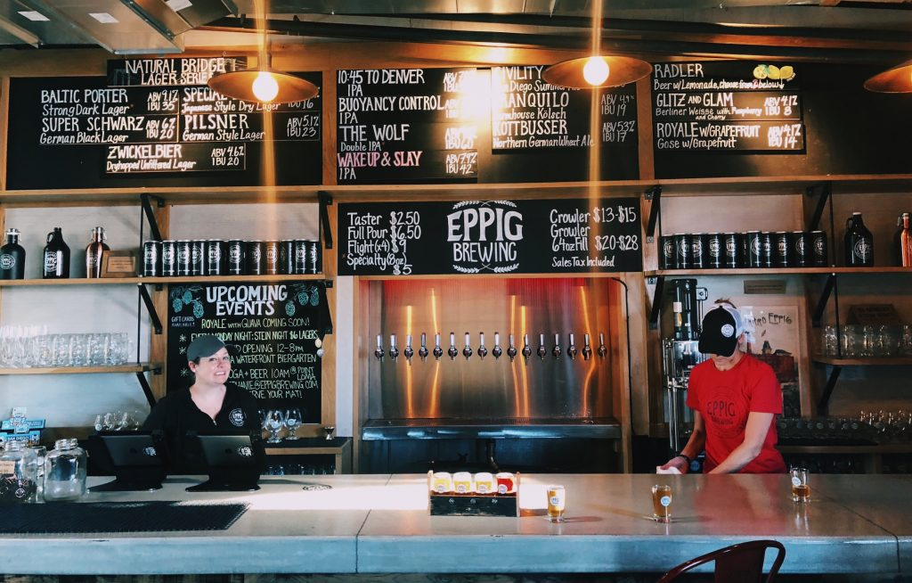 Eppig Brewing, North Park, San Diego