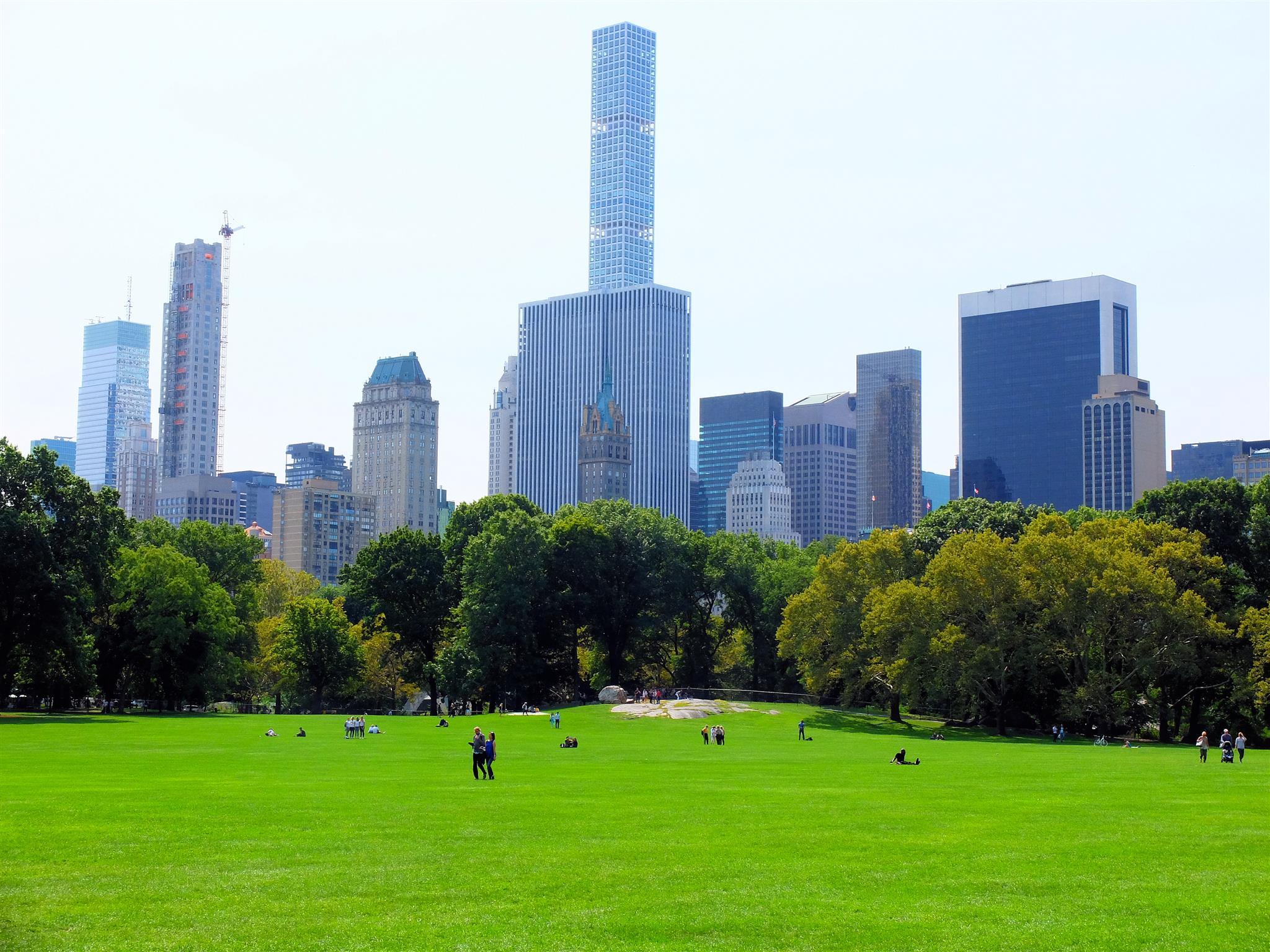 guia básico de nova york, central park