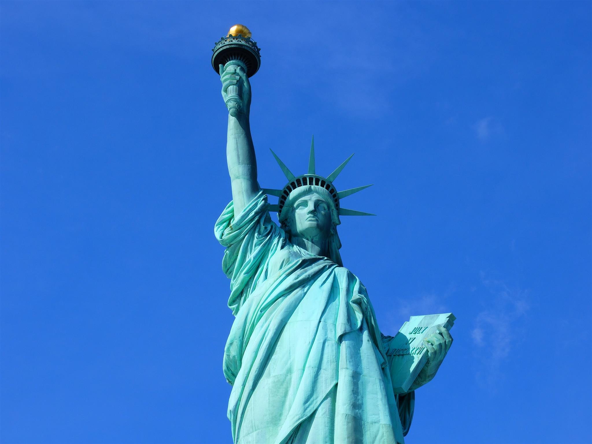 guia básico de nova york, estátua da liberdade