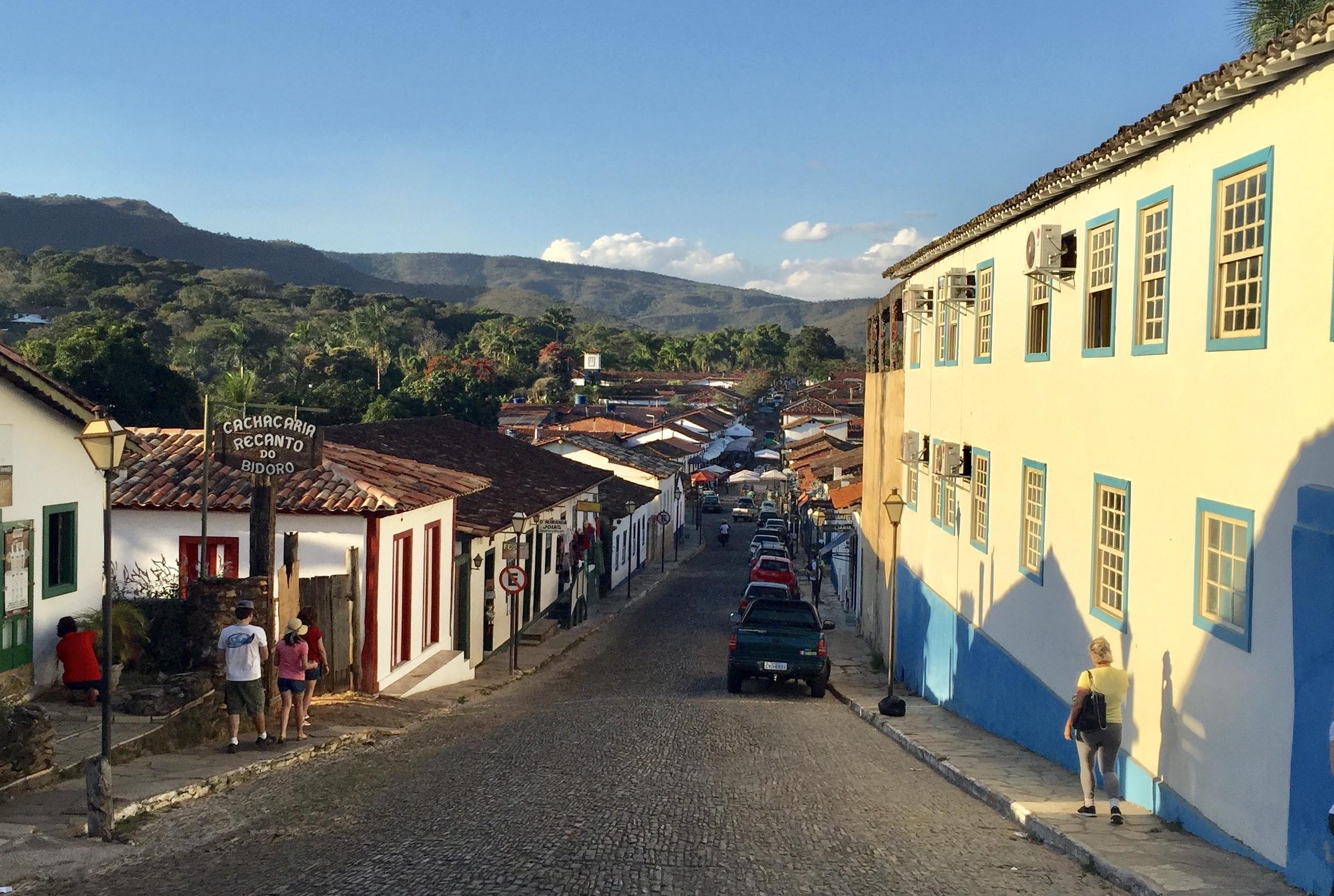 inverno no brasil, pirenópolis