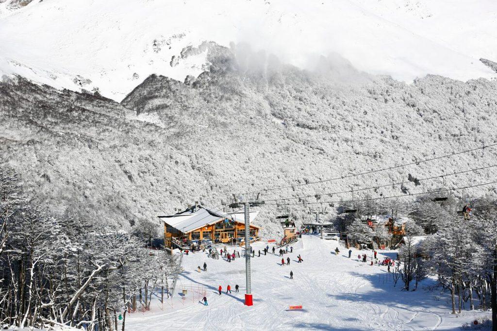 Estação de esqui Cerro Castor, Ushuaia.