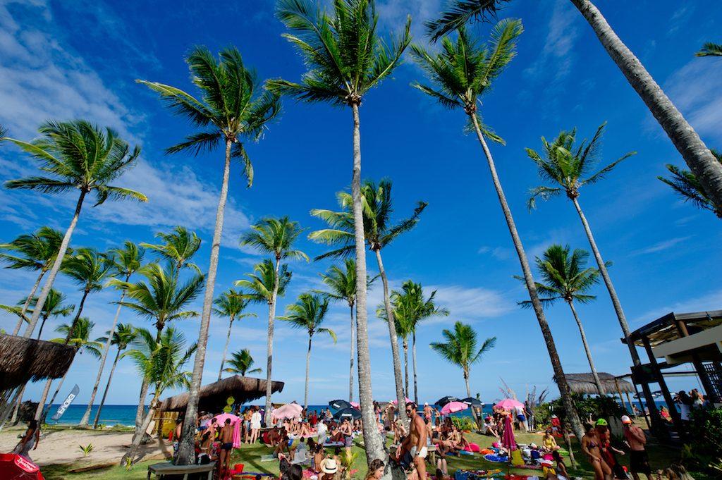 Praia de Algodões. Foto: Xama / Divulgação