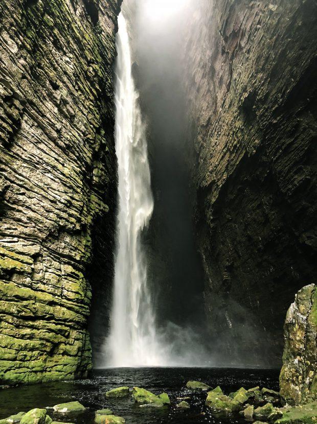 Cachoeira da Fumacinha. Foto: Renan Quevedo
