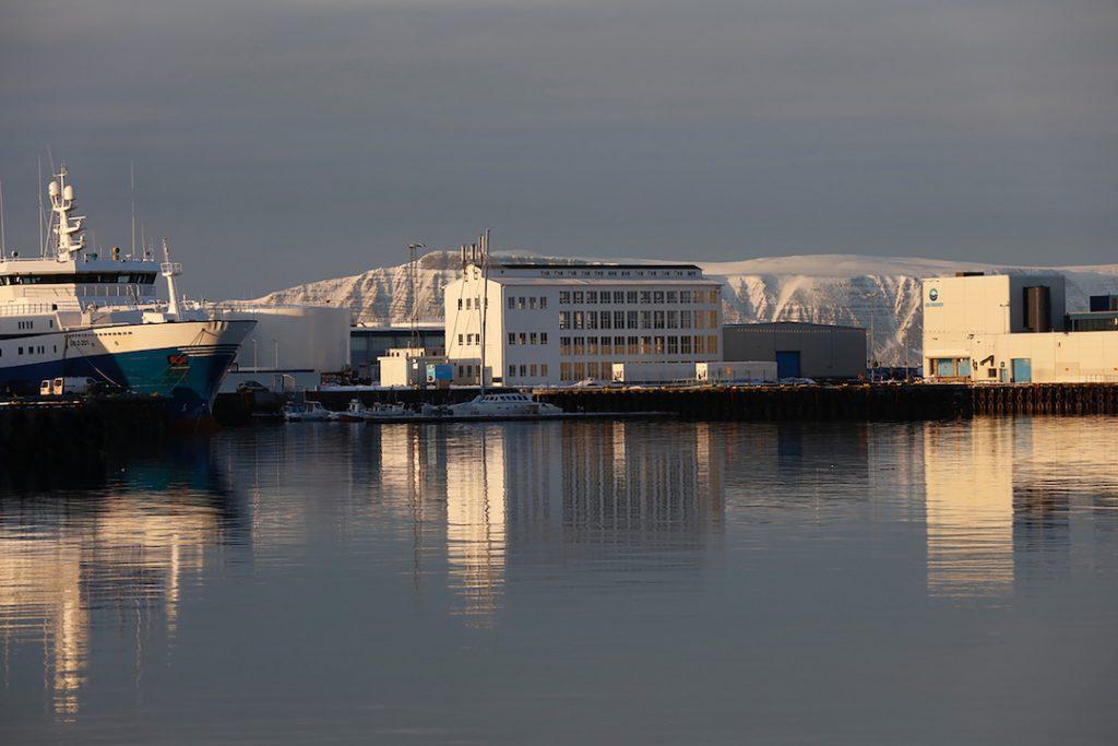 Marshall House, Reykjavik, Islândia. Foto: Einar Geir