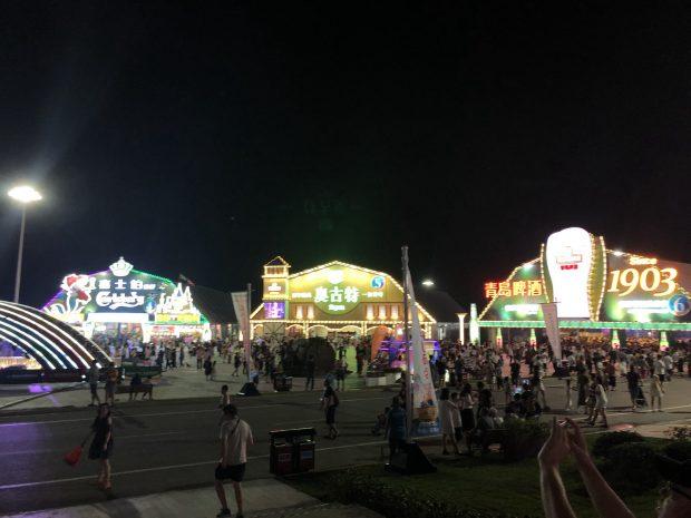 Qingdao Beer Festival 2018. Foto: Maria Claudia Pompeo