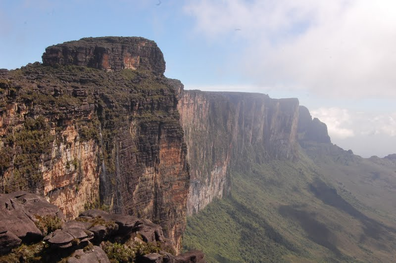 Monte Roraima, Venezuela, aventura, trekking