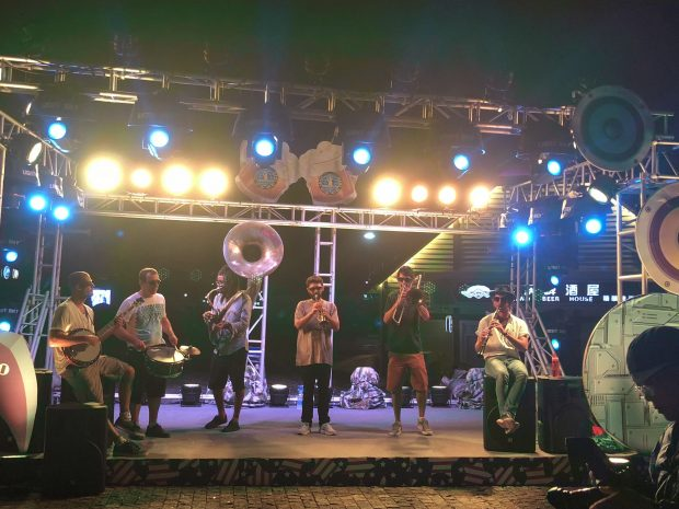 Monte Alegre Hot Jazz Band. Foto: Maria Claudia Pompeo