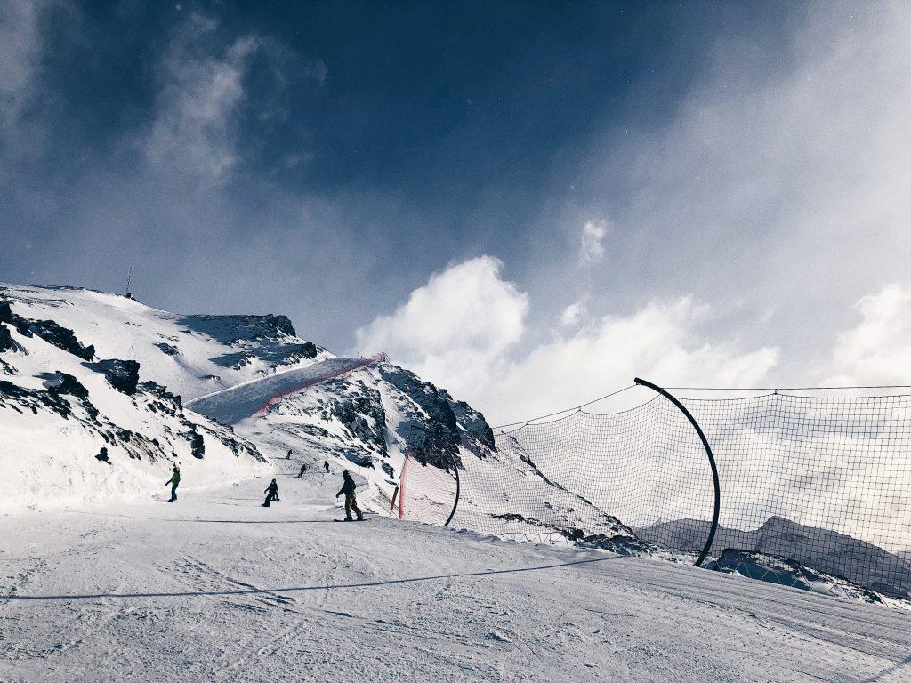 Estação de esqui Cerro Castor - Ushuaia. Foto: Ola Persson