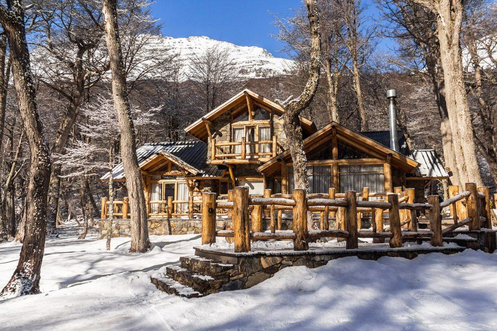 Cerro Castor - Ushuaia - lodge. Foto: divulgação