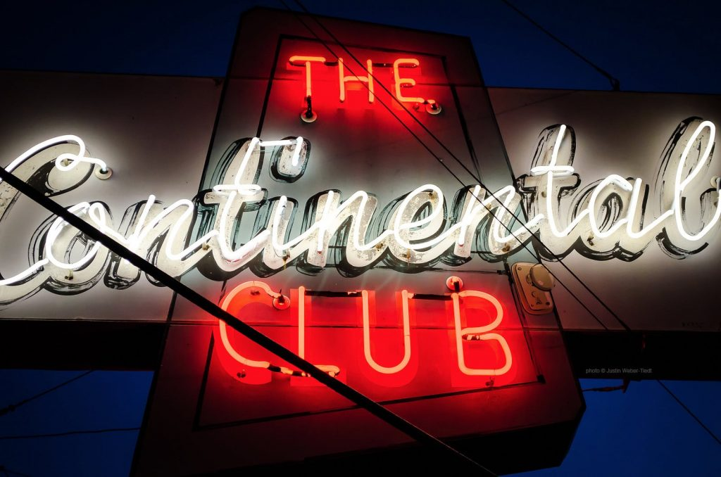 The Continental Club, South Congress, Austin