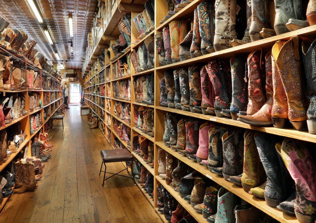 Allen Boots, South Congress, Austin. Foto: Allen Boots / Divulgação