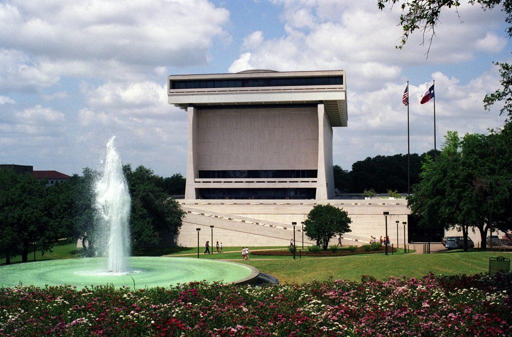 LBJ Library, Austin. Foto: divulgação