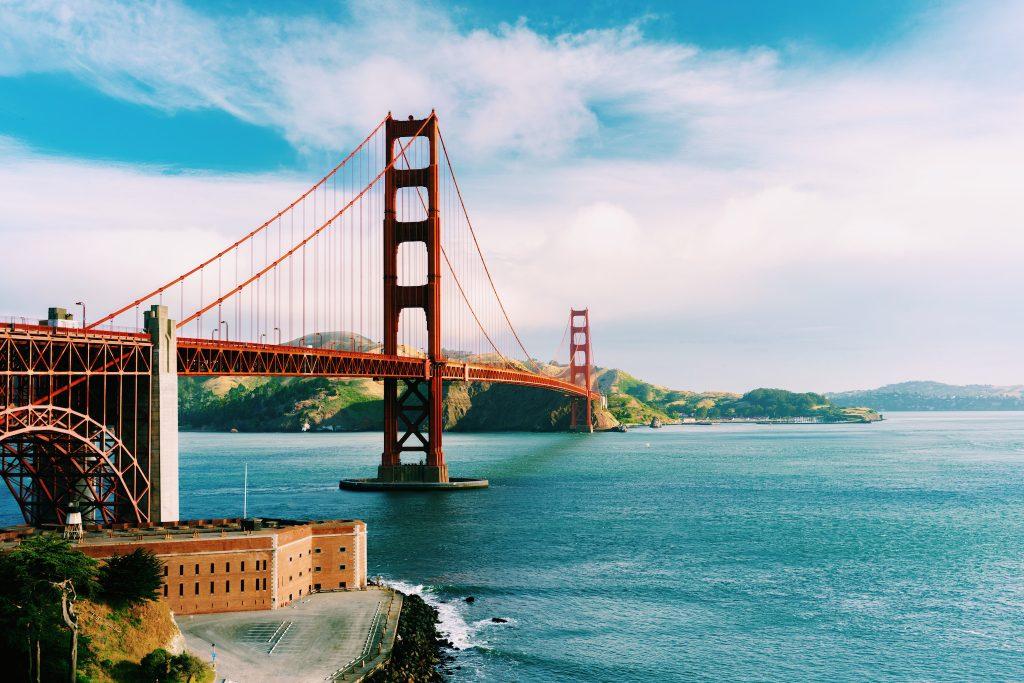 Golden Gate, San Francisco. Foto: Ragnar Vorel / Unsplash