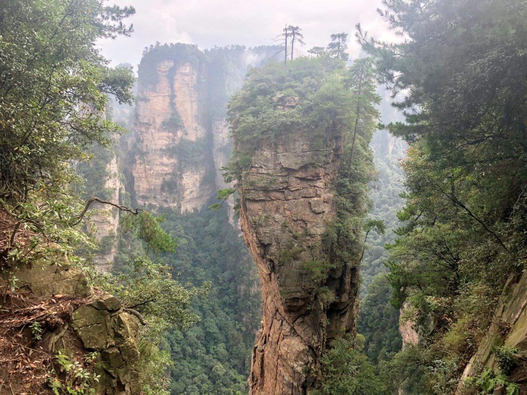 Zhangjiajie National Forest Park. Foto: Pedro P. Felix